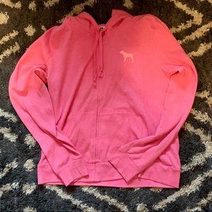 VS Pink Lightweight Sweatshirt
